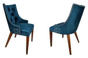 Krzesła pikowane Presto